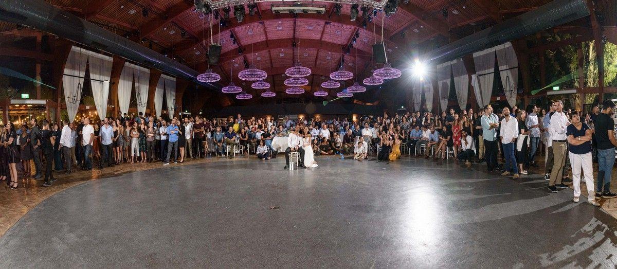 מסיבת החתונה